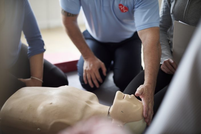AHA classes cpr first aid