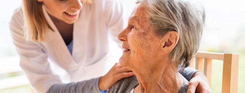 nurse caregiver